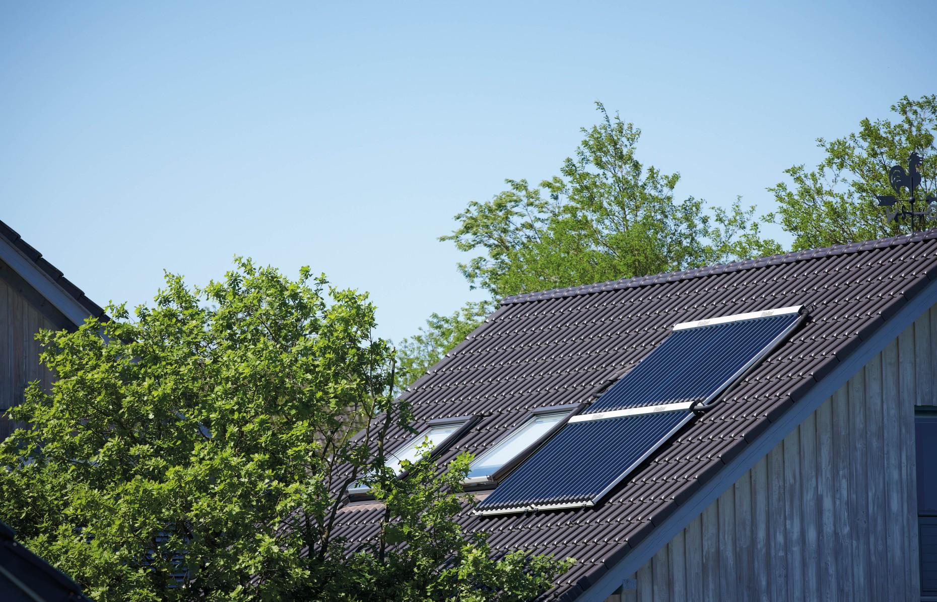 Solarthermie Remscheid